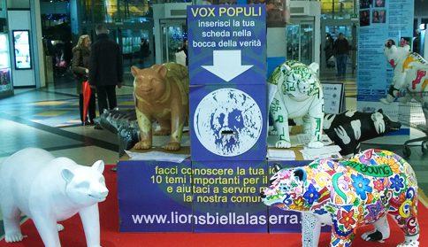 Montecristo crea VOX POPULI installazione intergenerazionale al Centro Commerciale Gli Orsi